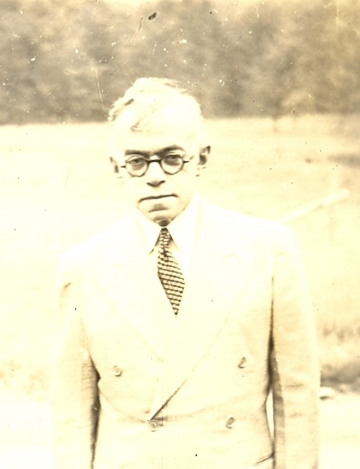 Zeev Jabotinsky two weeks before his death, Betar camp near New York.  21/07/1940